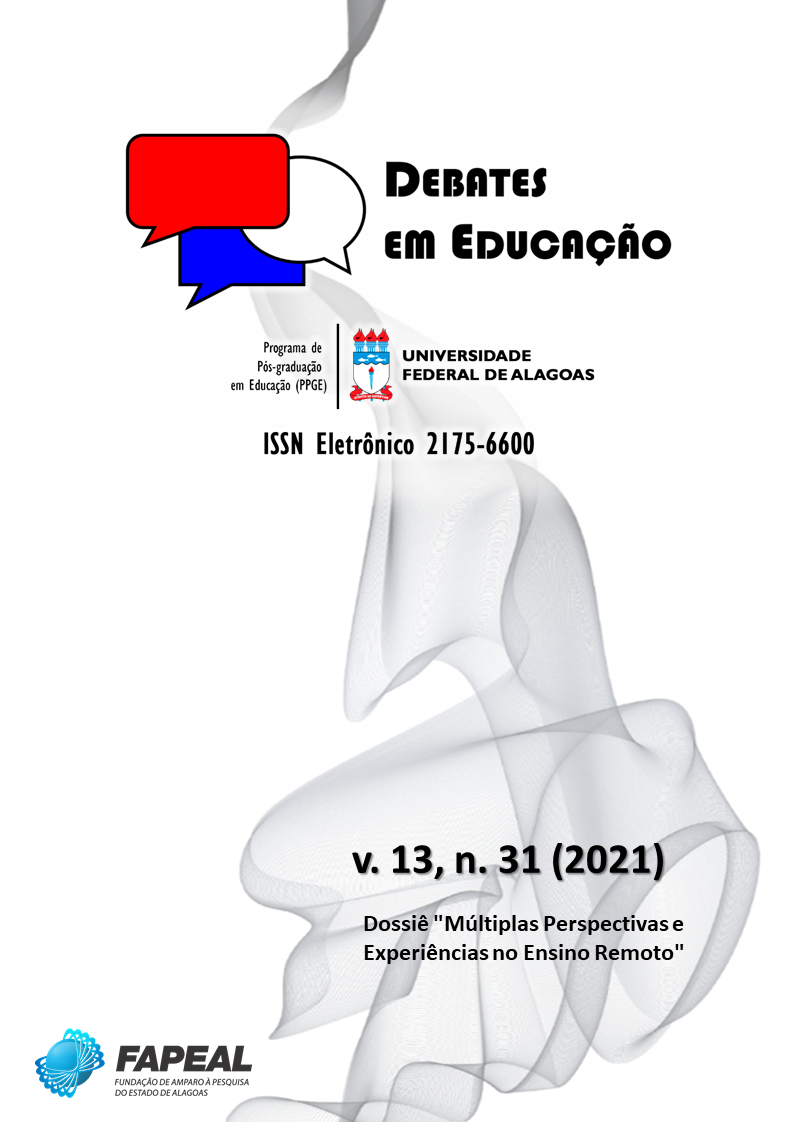 Visualizar v. 13 n. 31 (2021)